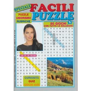 Speciale Facili Puzzle - n. 86 - bimestrale - settembre - ottobre 2018 - Adriana Lima