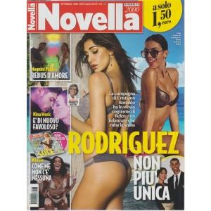 Novella 2000 - n. 33 - settimanale - 8 agosto 2018