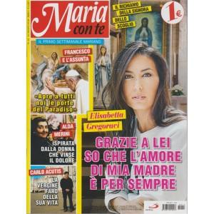 Maria Con Te - n. 14 - 12 agosto 2018 - settimanale