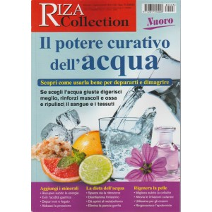 Riza Collection - n. 3 - bimestrale - agosto - settembre 2018 -