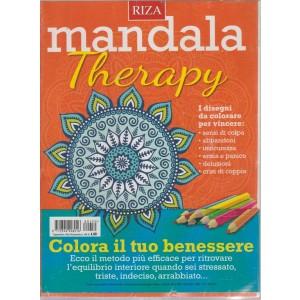 Riza Mandala therapy - n. 450 supplemento a Riza Psicosomatica  - 7/8/2018