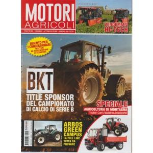 Motori Agricoli - n. 3 - bimestrale - agosto 2018 -
