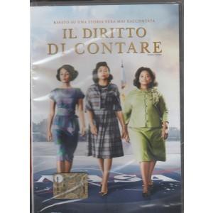 DVD - Il diritto di contare - basato su una storia vera mai raccontata