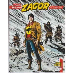Maxi ZAGOR - quadrimestrale n. 32 Gennaio 2018 - Terre Fredde - 320 Pagine