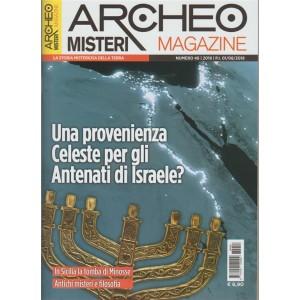 ArcheoMisteri Magazine - mensile n. 46 Agosto 2018