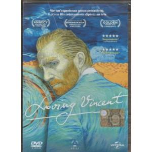 DVD - Loving Vincent - il primo film interamente dipinto su tela