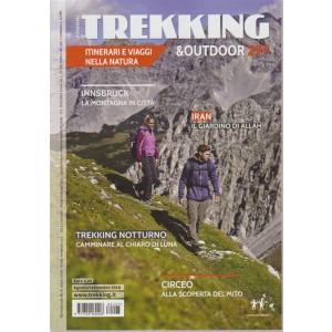 La Rivista Del Trekking & outdoor n. 297 - bimestrale - agosto/settembre 2018
