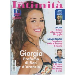 Intimita' - G. Palmas - n. 33 - 22 agosto 2018 - settimanale -