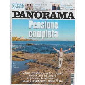 Panorama - n. 35 - 15 agosto 2018 - settimanale