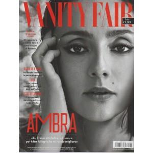 Vanity Fair  n- 33 - settimanale - 22 agosto 2018