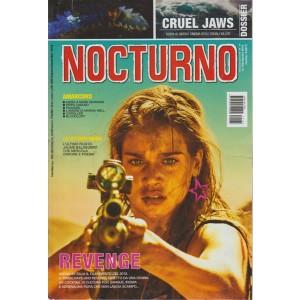 Nocturno Cinema - n. 188 - agosto 2018 - mensile