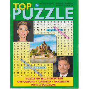 Top Puzzle - n. 244 - bimestrale - settembre - ottobre 2018
