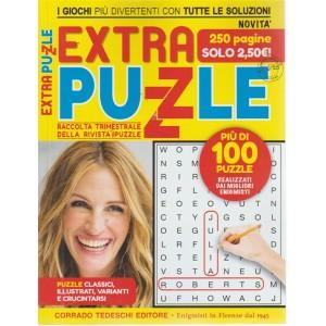 Extra Puzzle -n. 2 - agosto - ottobre 2018 - trimestrale - 250 pagine - più di 100 puzzle