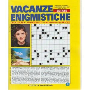 Vacanze Enigmistiche   estate - n. 218 - trimestrale - settembre - novembre 2018