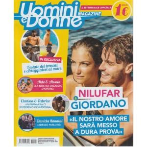 Uomini e Donne n. 24 - settimanale - 17 agosto 2018 -