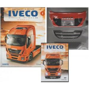 Costruisci IVECO Stralis HI-Way E6 - 1° uscita  - scala 1:12