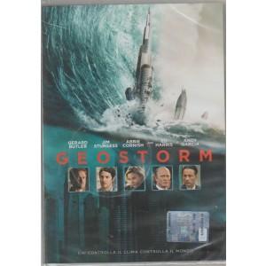 DVD - Geostorm: chi controlla il cinema, controlla il mondo