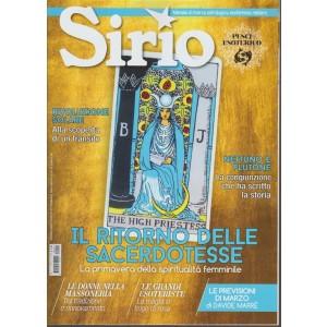 Sirio - mensile n. 419 Febbraio 2018 Pesci esoterico