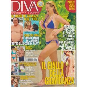 Diva E Donna  - n. 34 - 28 agosto 2018 - settimanale femminile