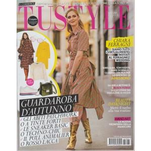 Tu Style - n. 35 - 21 agosto 2018 - settimanale