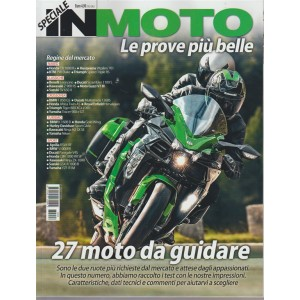 In Moto Speciale  - 21 agosto 2018 - 27 moto da guidare