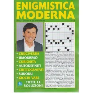 Enigmistica Moderna - n. 359 - mensile - settembre 2018 -
