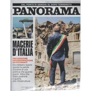 Panorama - n. 36 - 23 agosto 2018 - settimanale