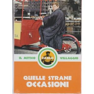 27° DVD il mitico Paolo Villaggio - Quelle Strane Occasioni di Nanni Loy, Luigi Comencini, Luigi Magni