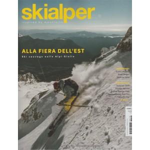 Ski-Alper - bimestrale n. 116 febbraio 2018 - Inspired by Mountains