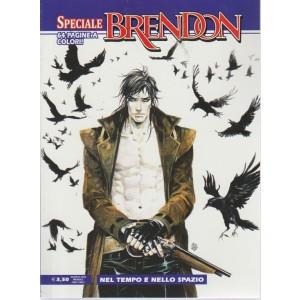 Brendon Speciale - Nel Tempo E Nello Spazio - n. 16 - agosto 2018 - mensile - 64 pagine a colori!