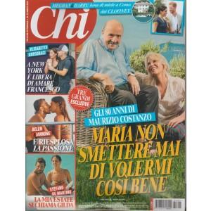 CHI di noi - Settimanale n. 35 - 22 Agosto 2018 gli 80 anni di Maurizio Costanzo