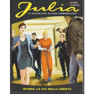 Julia Kendall - mensile n. 233 febbario 2018 Myrna: La via della linbertà