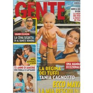 Gente - n. 35 - 1/9/2018 - settimanale
