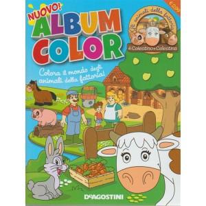 Deacollection Silver - Albun color - Gli animali della fattoria - n. 16 - bimestrale - agosto 2018