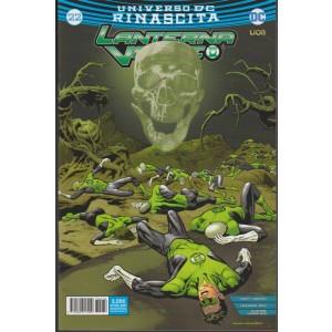 LANTERNA VERDE 22 (100) - Universo DC Rinascita - DC Lion