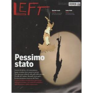Left - n. 34 - settimanale - 24 agosto 2018