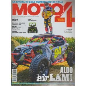 Moto 4 - n. 154 - bimestrale - settembre - ottobre 2018