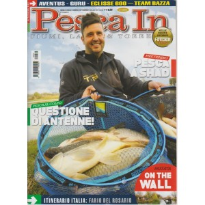 Pesca In - n. 9 - mensile - settembre 2018 -