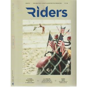Riders - n. 116 - agosto 2018 - mensile
