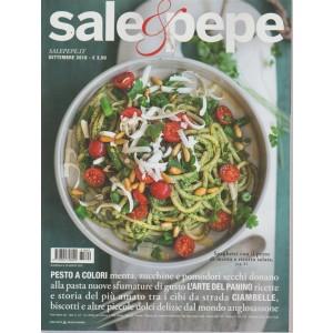 Sale E Pepe - n. 9 - settembre 2018 - mensile