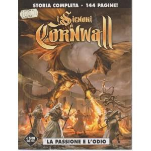 Cosmo Mese  serie nera - I Signori Di Cornwal - La passione e l'odio - n. 20 bimestrale - maggio 2016