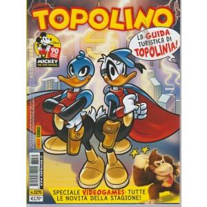 Topolino - n. 3275 - 29 agosto 2018 - settimanale