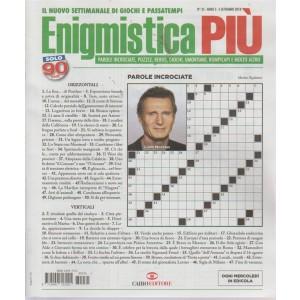 Enigmistica più - n. 35 - 5 settembre 2018 - settimanale