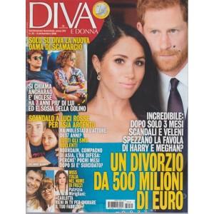 Diva E Donna   - n. 35 - settimanale femminile - 4 settembre 2018 -