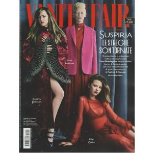 Vanity Fair - n. 35 - settimanale - 5 settembre 2018 -