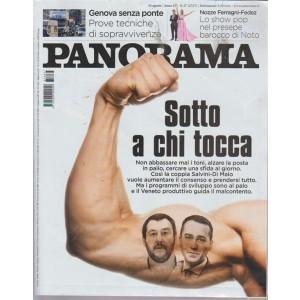 Panorama - n. 37 - settimanale - 30 agosto 2018