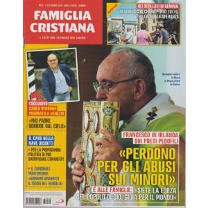 Famiglia Cristiana - n. 35 - 2 settembre 2018 - settimanale -