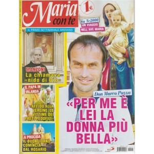 Maria Con Te - n. 17 - 2 settembre 2018 - settimanale
