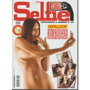 SELFIE supplemento a Scandali n. 54 Febbraio 2018