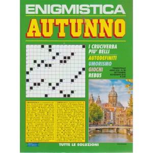 Enigmistica autunno - n. 99 - trimestrale - settembre - novembre 2018 -